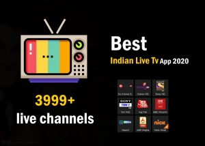 Best Indian Live Tv App 2020