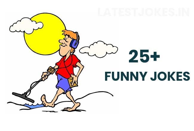 25 + funny-jokes